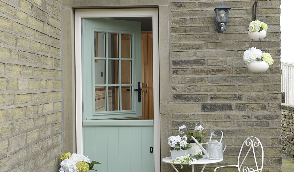Composite Stable Door in Bath