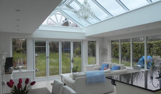 Lantern Roof System in Bath