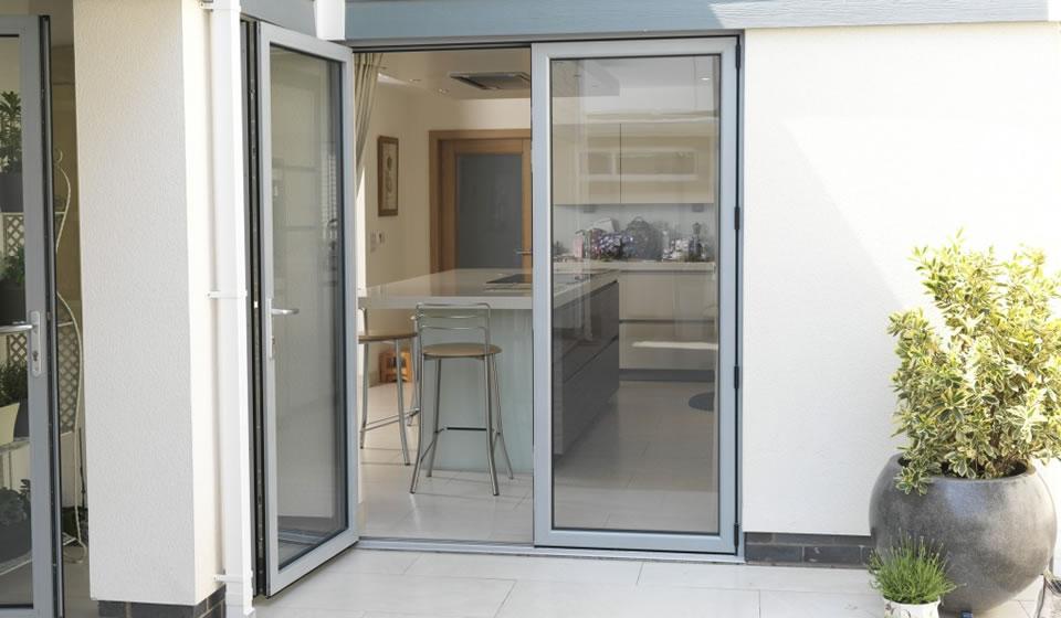uPVC French-double Opening Doors in Bath