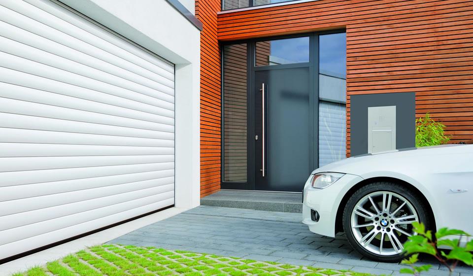 Roller Garage Door in Bath