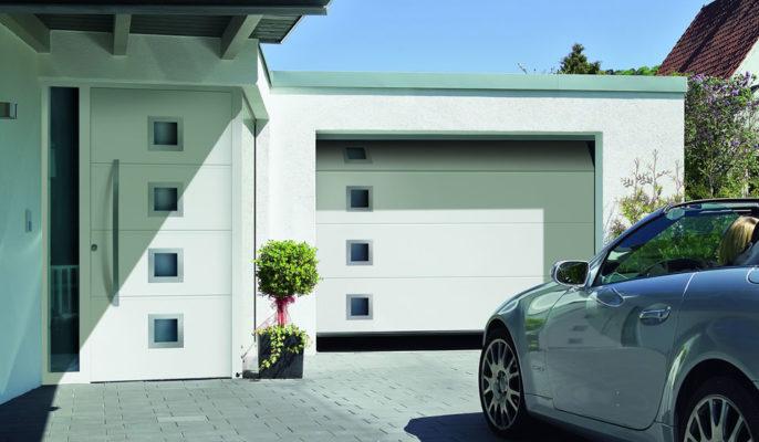 Designer Garage Door in Bath