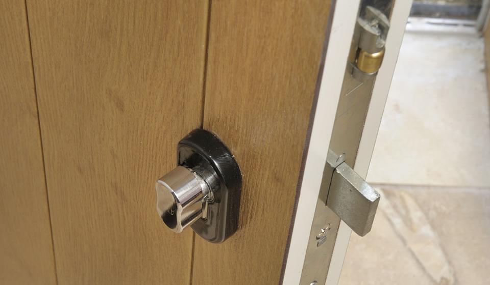 Composite Stable Door in Bath