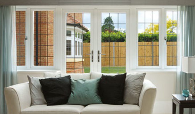 uPVC Casement windows in Bath