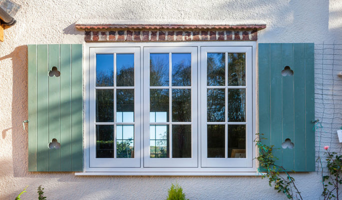 uPVC Cottage suite windows in Bath