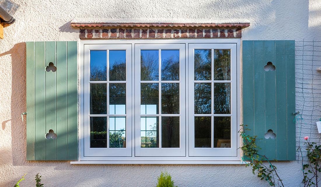 uPVC Cottage suite windows in Bath