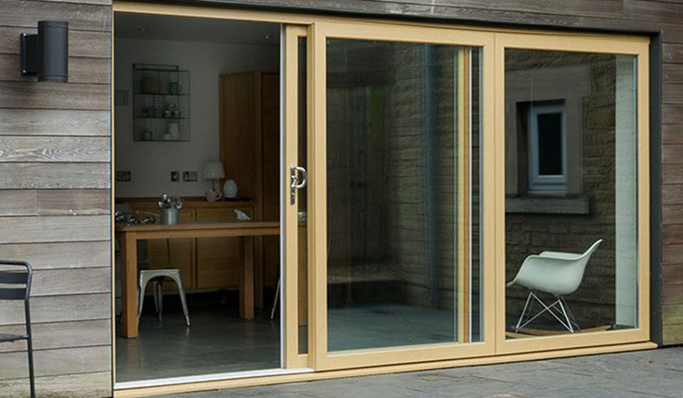 uPVC Inline Sliding-Patio Doors in Bath