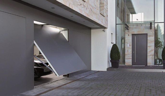 Garage Door in Bath